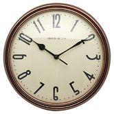 Found it at Joss & Main - Fisher Wall Clock