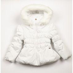 aaf05e9e2fac Ariana Dee Snow White Padded Coat W151212 Snow White