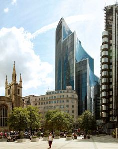 Willis HQ, Lime Street | Projects | Foster + Partners