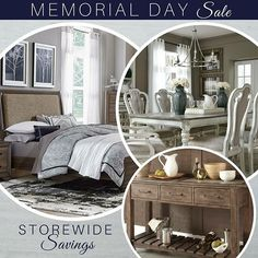 You Will Find STOREWIDE SAVINGS On EVERYTHING During Our #MemorialDaySale.  Let Our Designers Help You Make Your House A Home! Request A Consultation  Today!