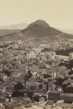 Old Pictures, Old Photos, Vintage Photos, Greece History, Greece Photography, Historical Images, Athens Greece, World Cultures, Ancient Greece