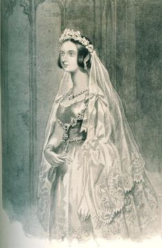 Before Queen Victoria's wedding to Prince Albert in 1840, brides typically wore their best dress on their big day, regardless of its color. Queen V's knockout white gown was so spectacular that brides began vying for similar styles, which is how the brides-in-white tradition began.