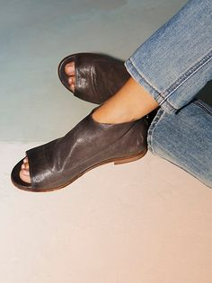 FP Collection Light Grey Shoreline Boot Sandal at Free People Clothing Boutique