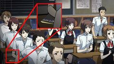 Anime = Another-Now we know what's REALLY going on! XD Haha I get it now. After watching Another too