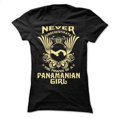 Never Underestimate the power of an Panamanian Girl - L - #shirt for women #tumblr hoodie. ORDER HERE => https://www.sunfrog.com/LifeStyle/Never-Underestimate-the-power-of-an-Panamanian-Girl--Limited-Edition-Ladies.html?68278