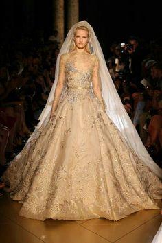 Wedding drees haute couture