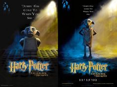 LEGO Harry Potter and the Chamber of Secrets Movie Poster