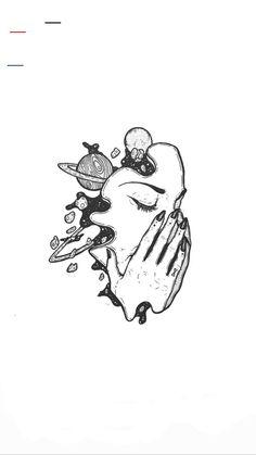 floral tattoo designs - tattoos and body art . motifs floraux de tatouage – tatouages et art corporel floral tattoo designs – tattoos and body art floral tattoo designs – tattoos and body art Dark Art Drawings, Pencil Art Drawings, Art Drawings Sketches, Tattoo Drawings, Tattoo Sketches, Tattoo Designs, Floral Tattoo Design, Tattoo Floral, Kunst Tattoos