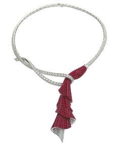Van Cleef & Arpels - Entrée en scène necklace