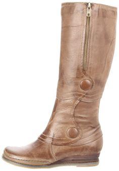 Miz Mooz Women's Portia Knee-High Boot khaki, also in brown $199.95