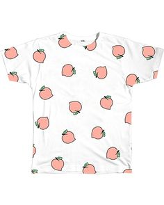 Graphic Tee - Peachy Tee