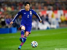 Atsuto Uchida - DF - #2 KIRIN CHALLENGE CUP Japan vs. Honduras #Soccer
