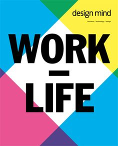Work – Life Issue Cover