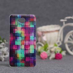 Original For Microsoft Nokia Lumia 650 Case TPU Gel Back Cover Soft Silicone 3D Bag For Lumia 650 Art Printed Phone Cases