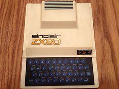 Sinclair ZX80.