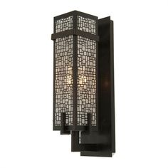 Levico Lighting Ltd. LV-99A01W Manhattan Single Light Wall Sconce