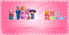 #Charm your #kids through these lovely poems in #3D with 3D #Nursery #Rhymes for #Kids
