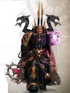 Chaos sorcerer