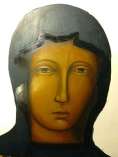 Our Lady Of Czestochowa, Polish People, Queen Of Heaven, Mother Mary, Roman Catholic, Virgin Mary, Ikon, Madonna, Photo Art