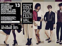 Padova Vintage Festival 2013 - Eventi - diModa - Il portale... di moda