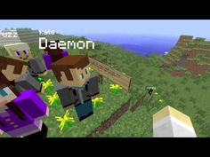 MinecraftEdu Class - Treasure Map 01 - YouTube