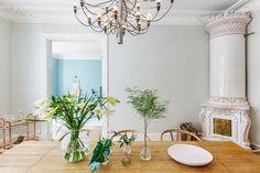 architecture interior design sweden classy white hvit