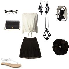 """""""Dress code or not, I still look the best."""" by theyoungmisfit on Polyvore"""