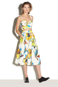 Milly   Resort 2015 Collection   Style.com