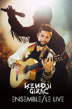 Kendji Girac: Ensemble, le live Kendji Girac