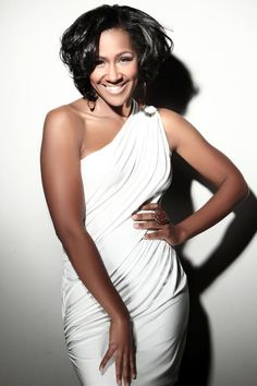 Terri J. Vaughn!    Interesting Facts: In addition to her acting gigs, Terri is the co-founder of Nina Holiday Entertainment - http://ninaholiday.com/ (named for Nina Simone and Billie Holiday); founder of Take Wings Foundation, a San Francisco-based mentoring program for at-risk girls between the ages of 13-18 - http://www.takewings.org/; and creator of Atlanta's The Green Room Actor's Lounge, a space for actors to break bread, buy books and study their craft…