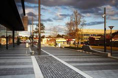 City Street and Station North Plaza, Dandenong, Victoria, Australia by ASPECT Studios. Visit the slowottawa.ca boards >> http://www.pinterest.com/slowottawa/