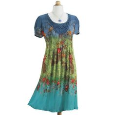Floral Lace Sundress - Women's Clothing, Jewelry, Fashion Accessories & Gifts for Women with a Flair of the Outdoors | NorthStyle