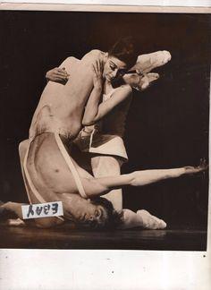 RUDOLF NUREYEV, MARGOT FONTEYN ,PARADISE LOST,VINTAGE PHOTO 1967   eBay