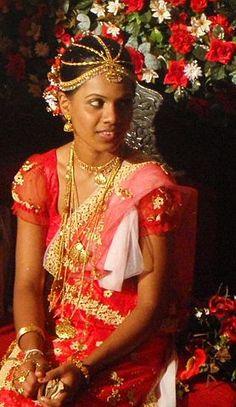 Weddings and Wakes in Sri Lanka
