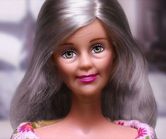 Senior Citizen Barbie