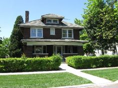 Vintage all brick classic home in North #Chicago #Illinois