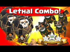 """Lethal Attack Combo"" 