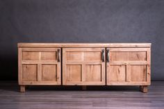 Nice minimal design! Downton commode | Rustic furniture, rustic design, rustic home