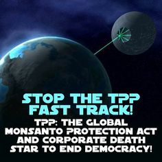 Did you know that the TPP could make it illegal to label GMOs in the US? Take Action Here: www.facebook.com/foodDemocracyNow
