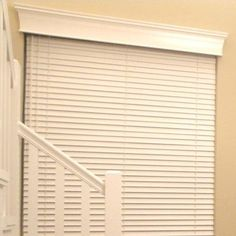 "West Coast Blinds Estate Wood Curtain Cornice Size: 5.5"" H x 50.5"" W x 4.5"" D"