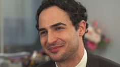 A favorite of red carpet actresses, designer Zac Posen knows his way around fashion, glamour and has a flare for drama. It turns out all three inform his sense of beauty, which for several seasons on the runway, he teams with famed makeup artist Kabuki— he's worked with pop stars like Rihanna, Lady Gaga and Madonna.