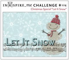 In{k}spire_me Challenge #124 - Christmas Special