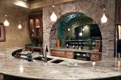 Oh my    I wouldn t know what to do in a kitchen this      5594 |Beautiful Living Spaces|