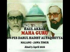 Haul Akbar Imamain 2016, Darul Hadist by Haji Asef - YouTube
