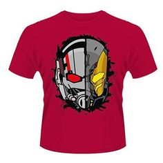 """""""Antman official t shirt two faces design choice of sizes £18 inc free shipping anywhere in Europe #antman #ant-man #marvel #marveltees #hankpym Like this? I'm selling it on @depopmarket. Search for me: diversions on #depop ✌ """" Photo taken by @diversionsgifts.co.uk on Instagram, pinned via the InstaPin iOS App! http://www.instapinapp.com (07/22/2015)"""