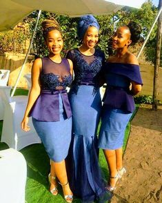 Shweshwe Dresses South Africa Styles For Woman - Pretty 4 African Print Dresses, African Print Fashion, Africa Fashion, African Fashion Dresses, African Dress, Wedding Dresses South Africa, African Wedding Attire, African Attire, African Wear
