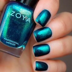 Reasons Owning Holographic Nail Polish Will Change Your Life ❤️ ZOYA Holographic Nail Polish picture 3 ❤️ It may seem that holographic nail polish is just the matter of preferences. But these days we can assure you that any fashionista better has it in her makeup kit! https://naildesignsjournal.com/holographic-nail-polish/ #nails #nailart #naildesign