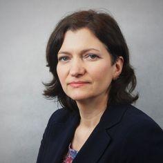 Małgosia Rynkowska mieszka w Toruniu, kobieta biznesu.