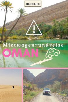 Ist eine Mietwagenrundreise im Oman gefährlich? Ein Erfahrungsbericht! Was du auf deiner Oman Reise beachten solltest! #oman #omanreise #roadtrip #reiselife #orient #Arabien Oman Travel, Travel To Do, Van Life, Vacation Trips, Continents, Travel Around, Sri Lanka, Backpacking, Road Trip