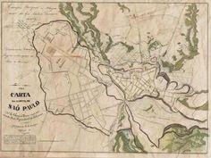 CARTA DA CAPITAL DE SÃO PAULO, 1842
